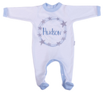 Load image into Gallery viewer, Personalised Embroidered Babygro - Little Lumps