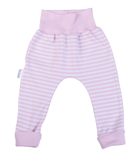 Ribbed Cotton Baby Leggings - Little Lumps