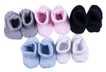 Load image into Gallery viewer, Baby Ribbed Shoes - Little Lumps