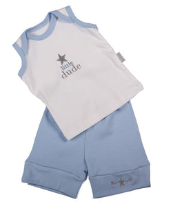 Baby Short Set - Little Dude - Little Lumps