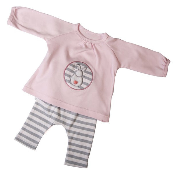 Pink Tunic & Skipants Set - Little Lumps Baby Clothing Online