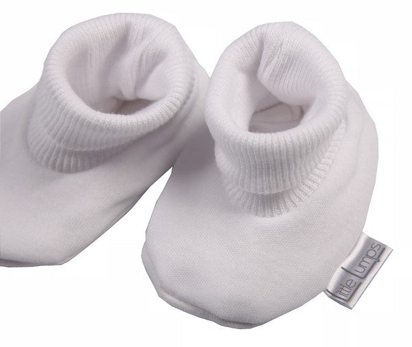 Baby Shoes - Ribbed - Little Lumps