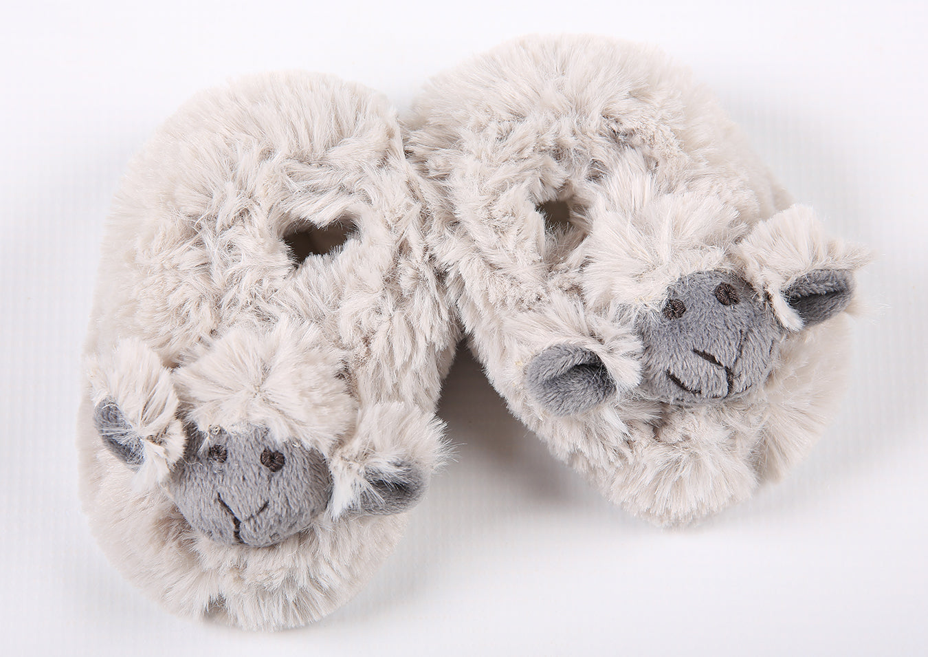 Slippers - Sheep - Little Lumps Baby Clothing Online