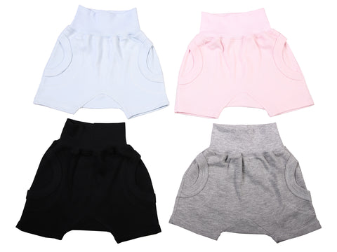 Baby Blanks - Slouch Shorts (6 Pack) - Little Lumps