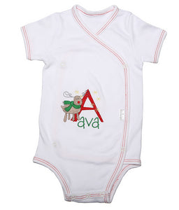 Christmas Personalised Onesie - Little Lumps Baby Clothing Online