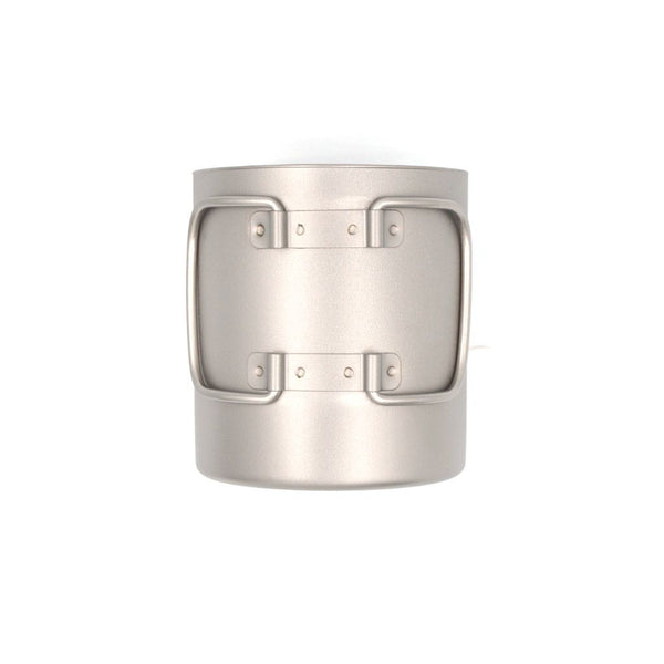 Titanium Double Wall Mug