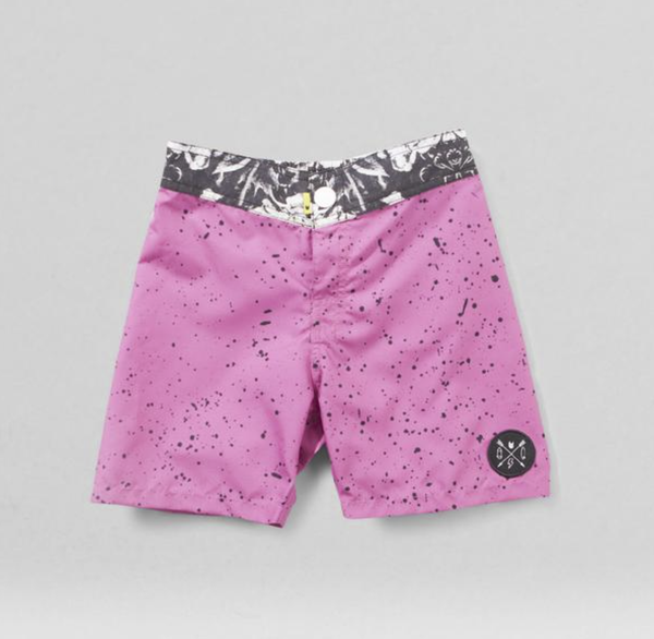 FLICKER PINK BOARDIES