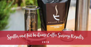 Survey Demonstrates Rising Sophistication of In-home Coffee Habits