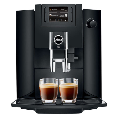 Jura Impressa E60 bean to cup machine best coffee