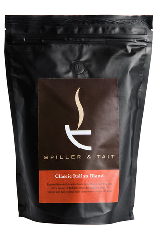 Wholesale Classic Italian Blend Coffee Beans