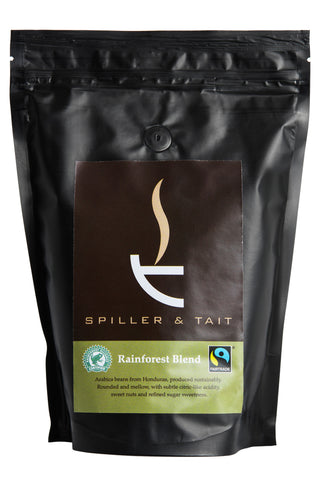 Wholesale Organic Rainforest Blend Coffee Beans