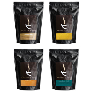 Espresso Coffee Taster Pack (4 x 250g)