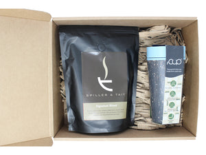 rCUP with Signature Blend Coffee (250g) Gift Set