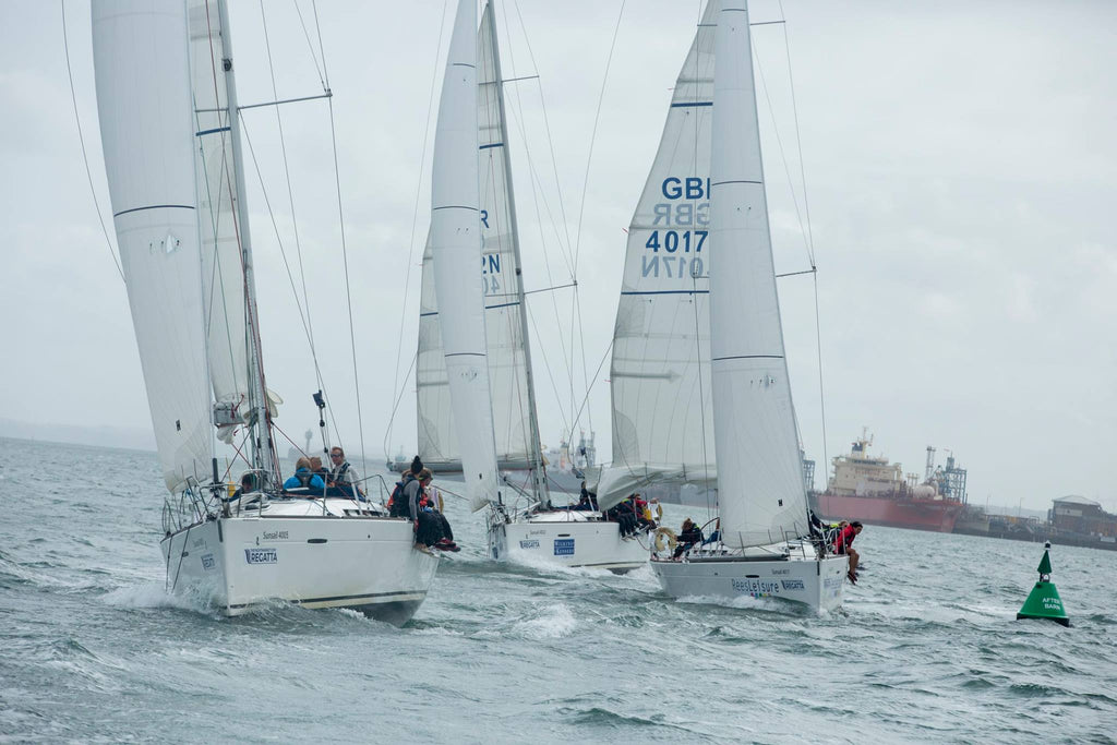 The Ladies Cup Regatta as part of the yachtmarket.com Southampton Boat Show 2018
