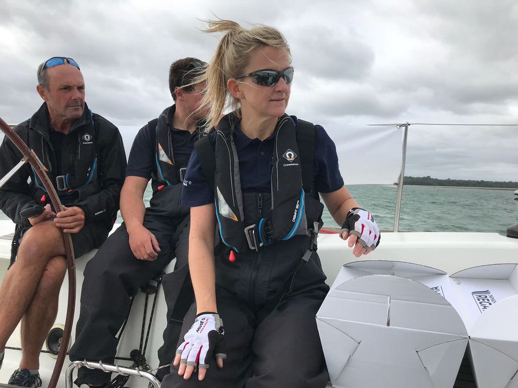 Ladies Cup regatta for the yachtmarket.com Southampton Boat Show 2018.