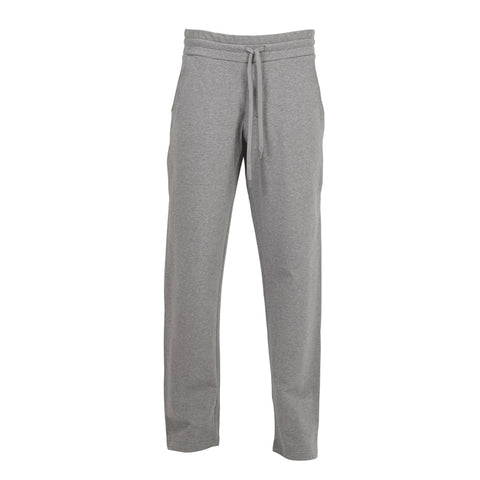 luxury cotton grey sweatpants