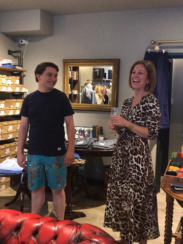 British designer fashion at The Mantique Winchester