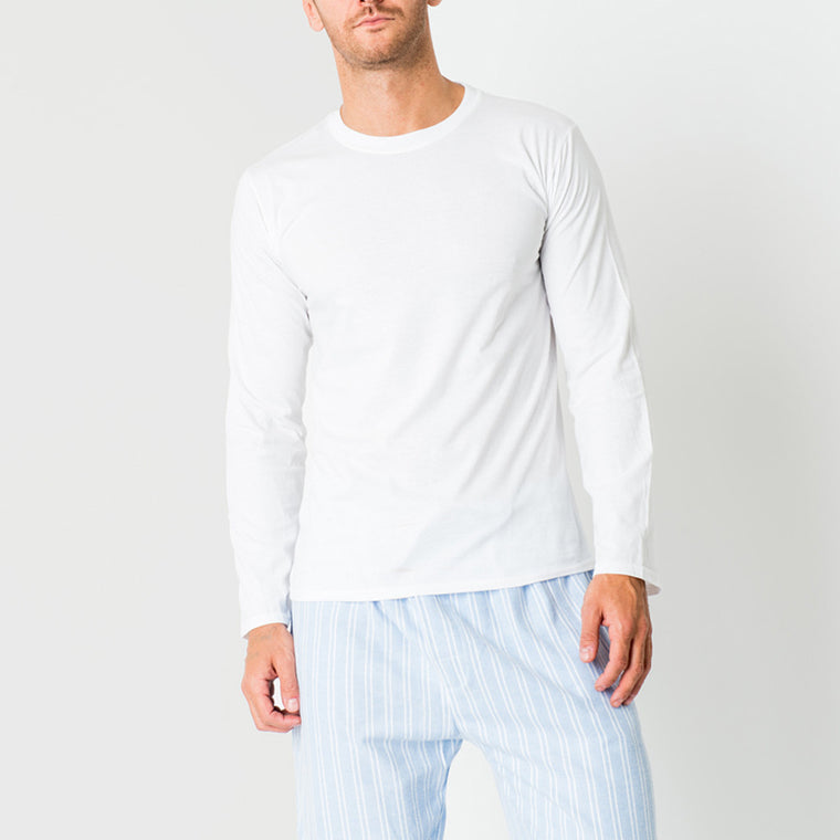 Long sleeve pyjama top from The Mantique Winchester