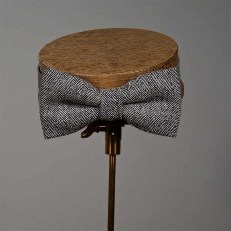 Gordon Heritage Bow Tie from The Mantique, Winchester