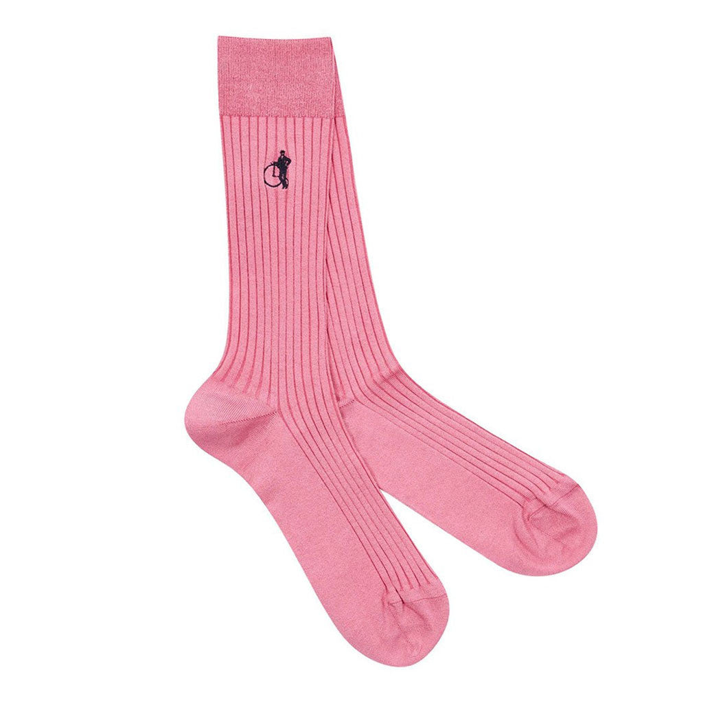 Pink Friday Socks from The Mantique, Winchester