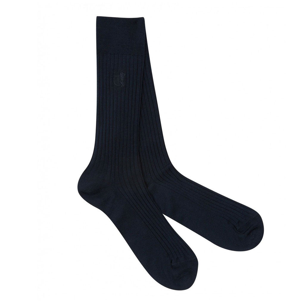 Royal Navy Socks from The Mantique, Winchester