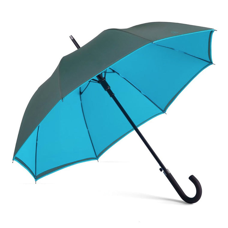 Electric Blue Walker Umbrella from The Mantique, Winchester