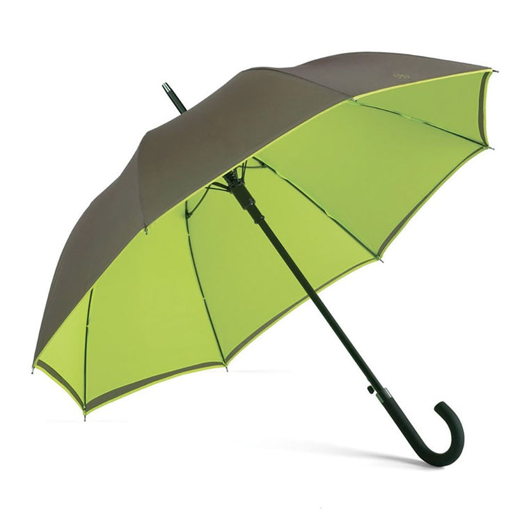 Fresh Lime Walker Umbrella from The Mantique, Winchester