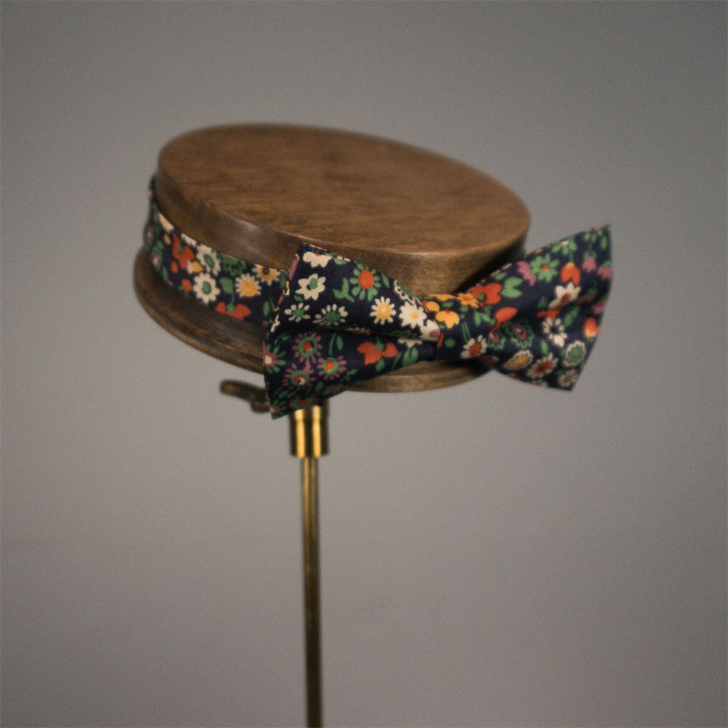 Winston Liberty Print Bow Tie from The Mantique, Winchester