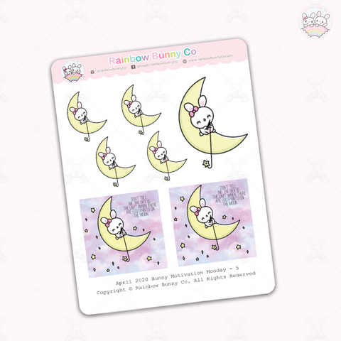 Peanut Butter the Squirrel eye roll stickers - P11