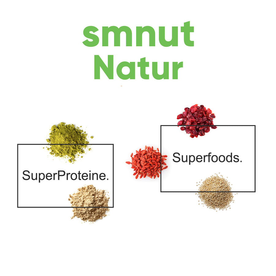 <strong>Cleaner Protein Superfood Mix NATUR</strong>
