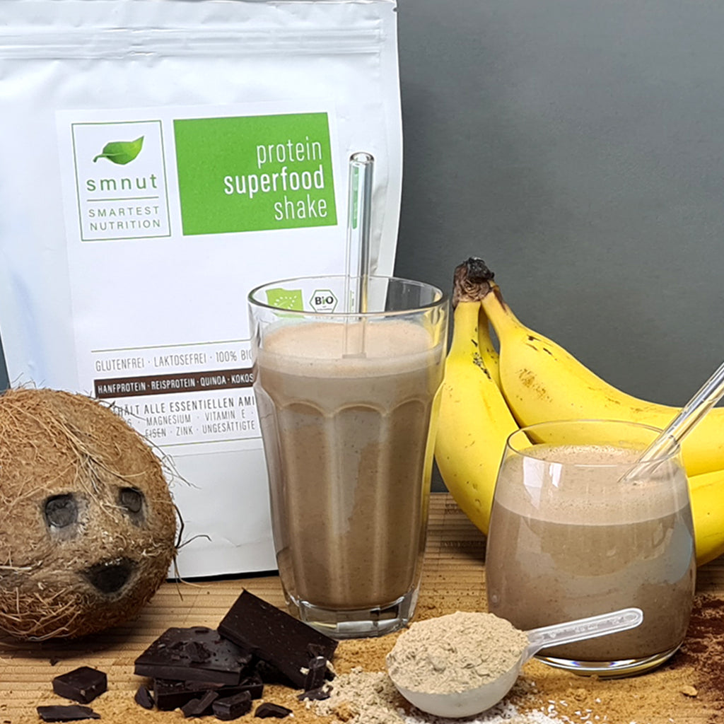 Bio Protein Superfood Shake – Kakao