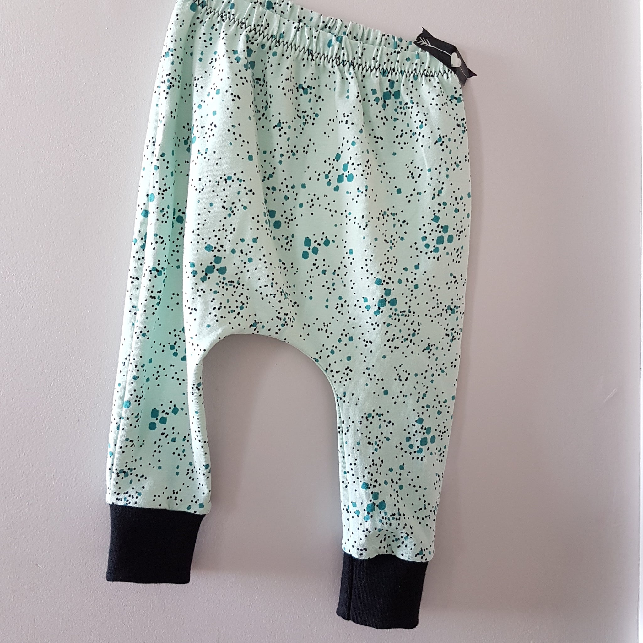 Speckled Harem Trousers - Hello Pickle!