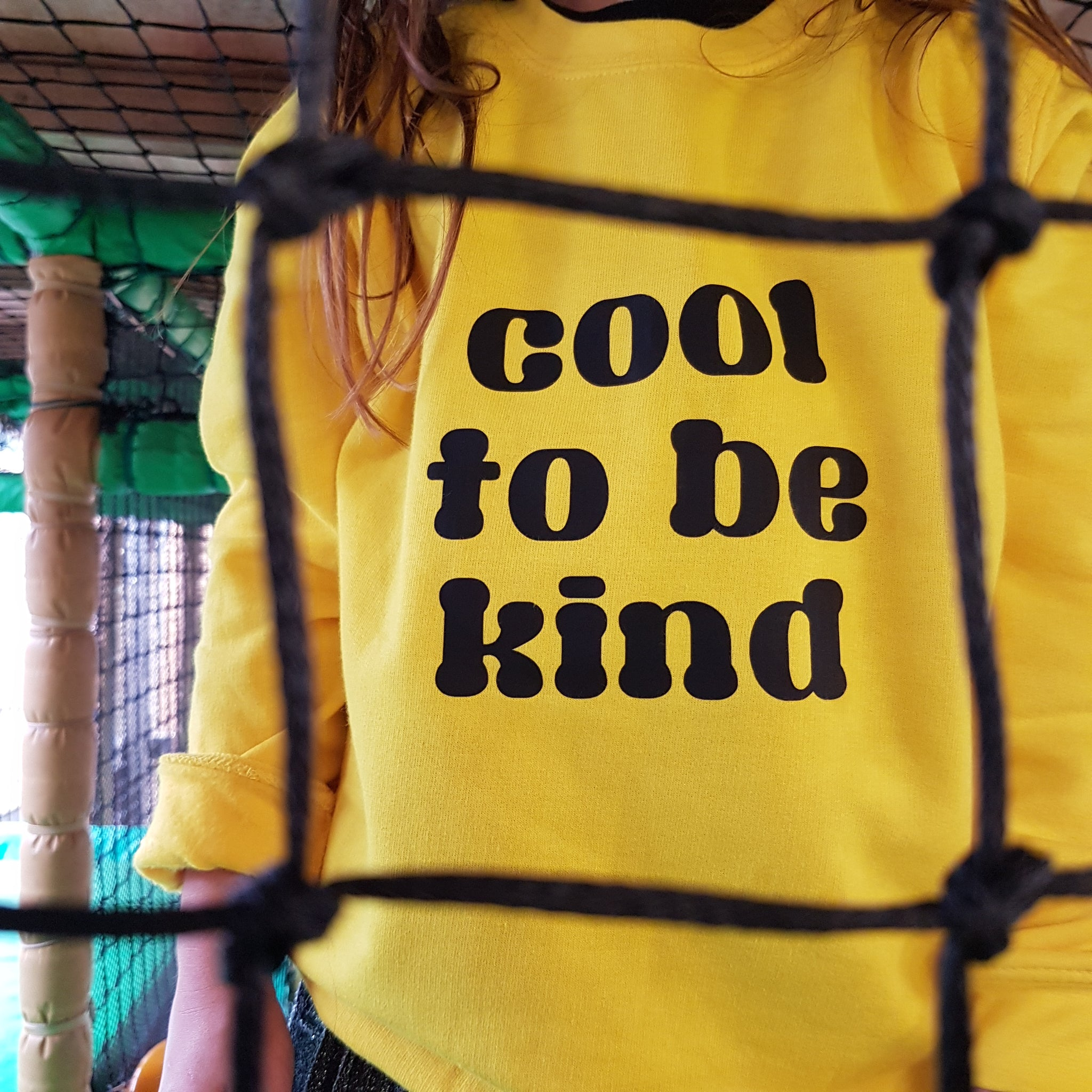 KIDS Cool to be kind Jumper - Hello Pickle!