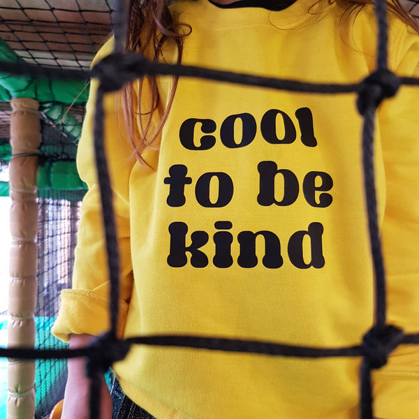 Cool to be kind Jumper - Hello Pickle!