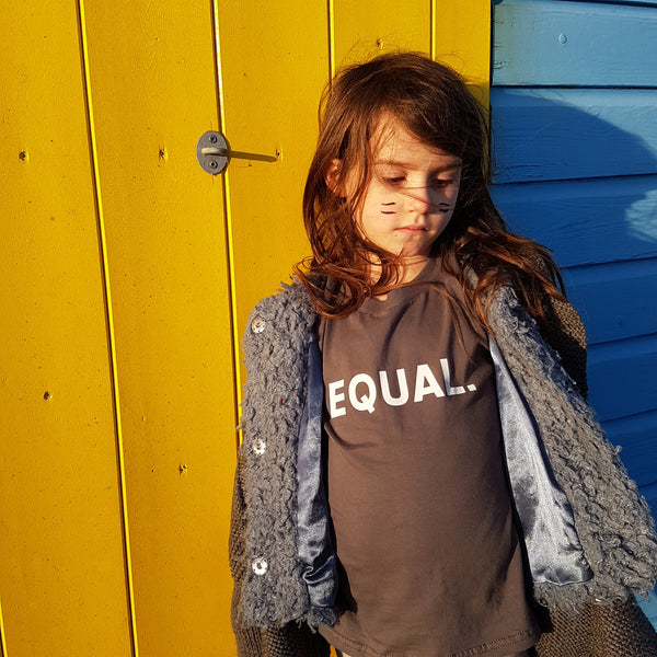 KIDS Equal Tshirt - Hello Pickle!