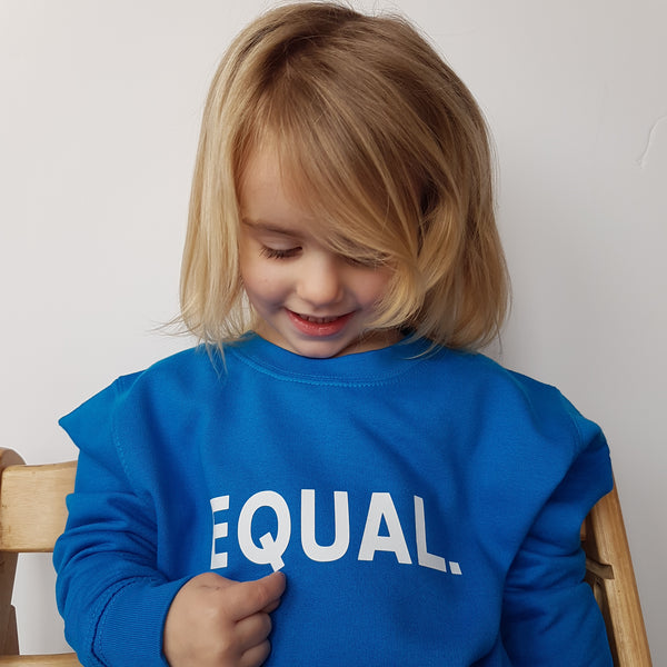 KIDS Equal Jumper - Hello Pickle!