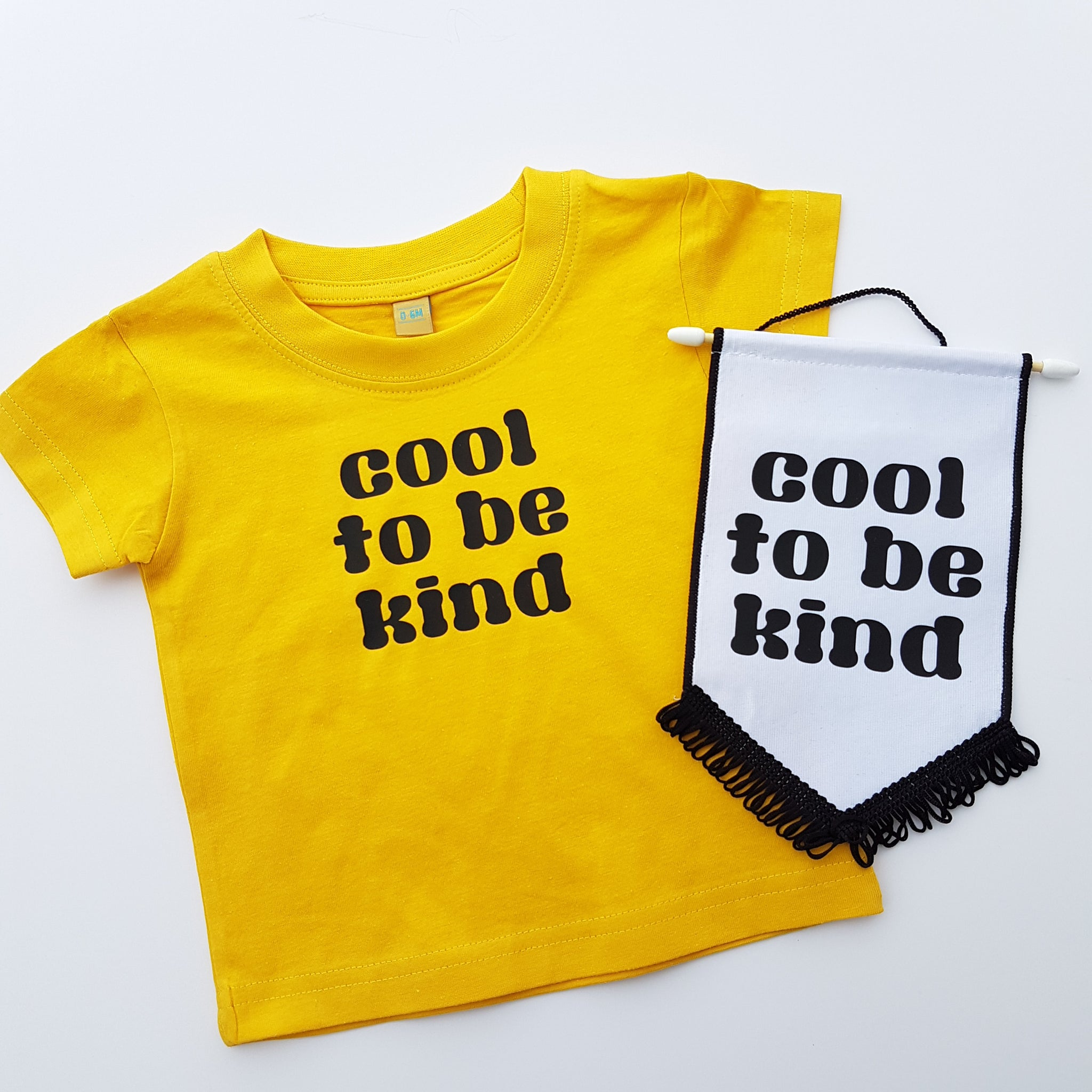 Cool To be Kind Banner - Hello Pickle!