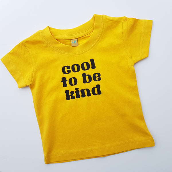 Baby Cool To be Kind Tshirt