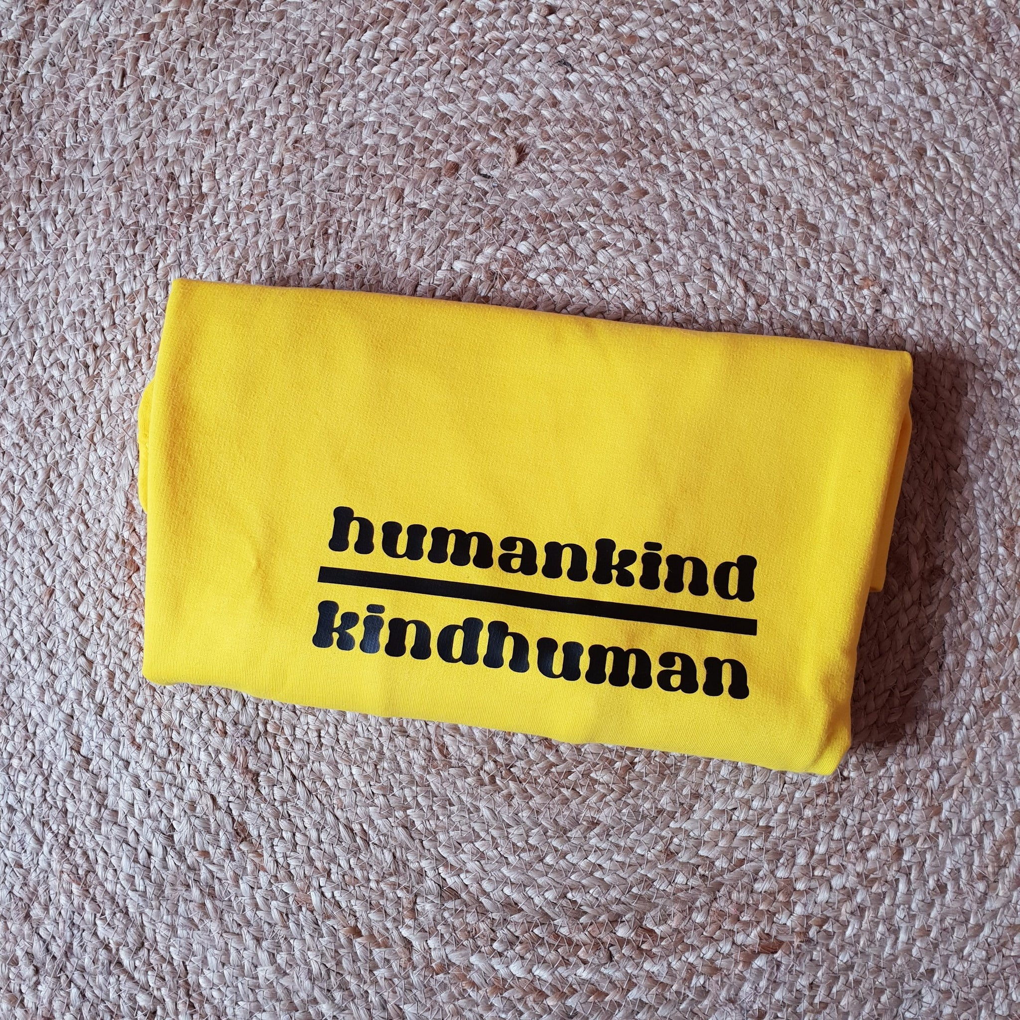 Humankind Kindhuman Jumper - X Large Yellow
