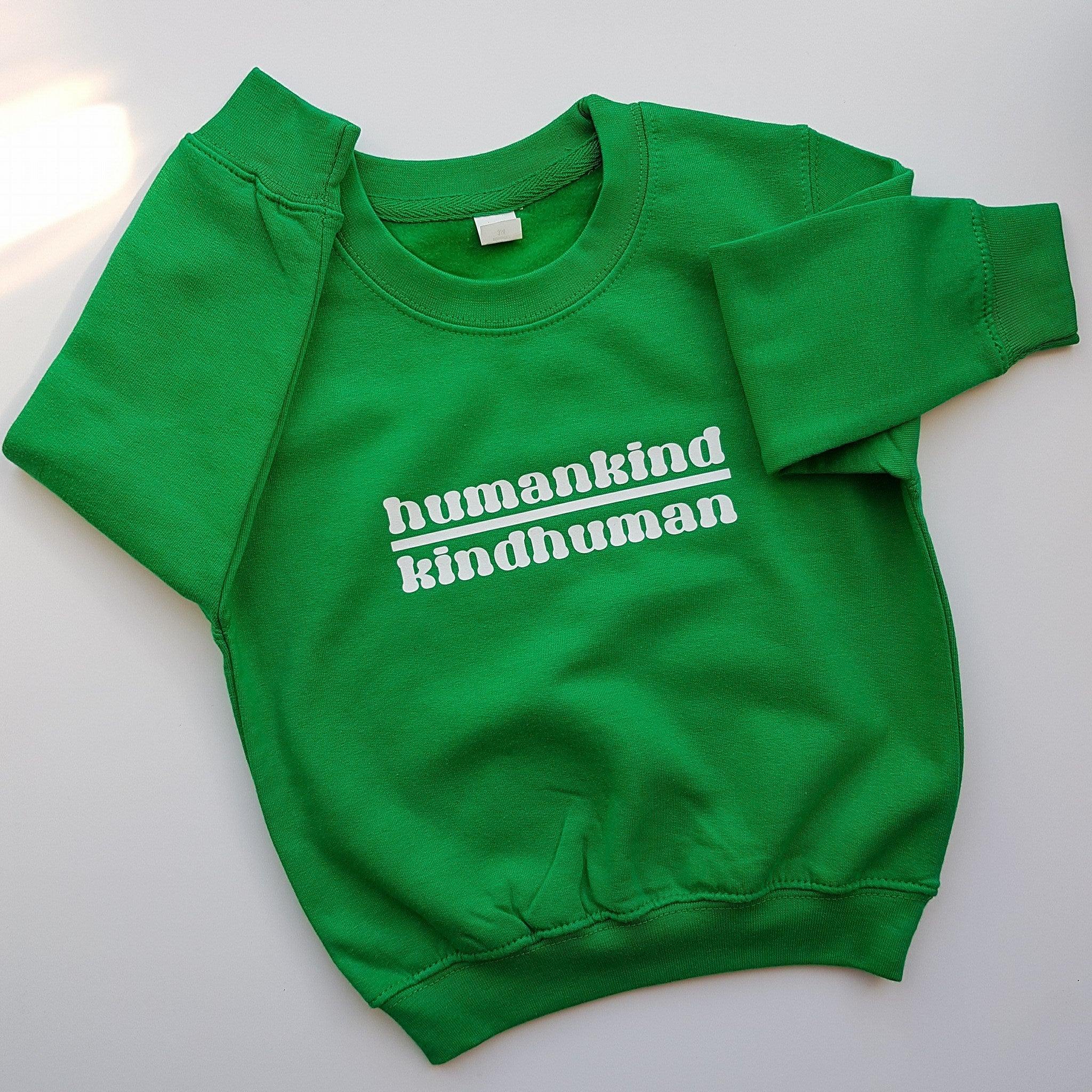 KIDS Humankind Kind human Jumper - Hello Pickle!