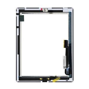 IPAD 4 FULL DIGITIZER ASSEMBLY BLACK