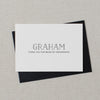PERSONALISED THANK YOU FOR BEING MY GROOMSMAN - matilda