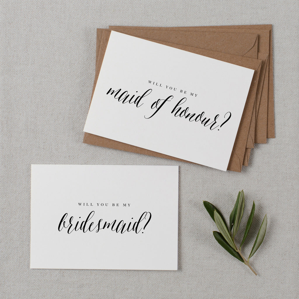 maid-of-honour-modern-calligraphy-card