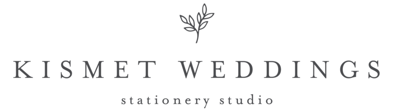 Kismet Weddings logo