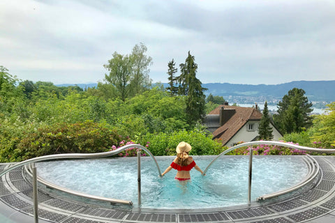 8 Stunning Spas in Switzerland