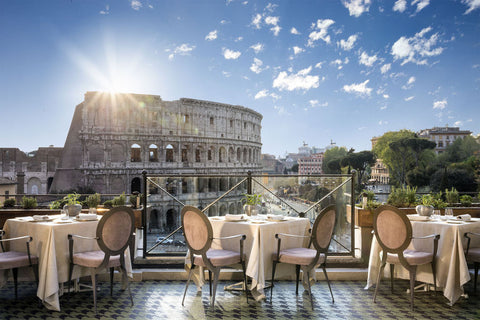 Food is better with a view – 9 Restaurants with picture perfect views