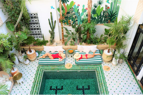 Morocco Retreat on Budget