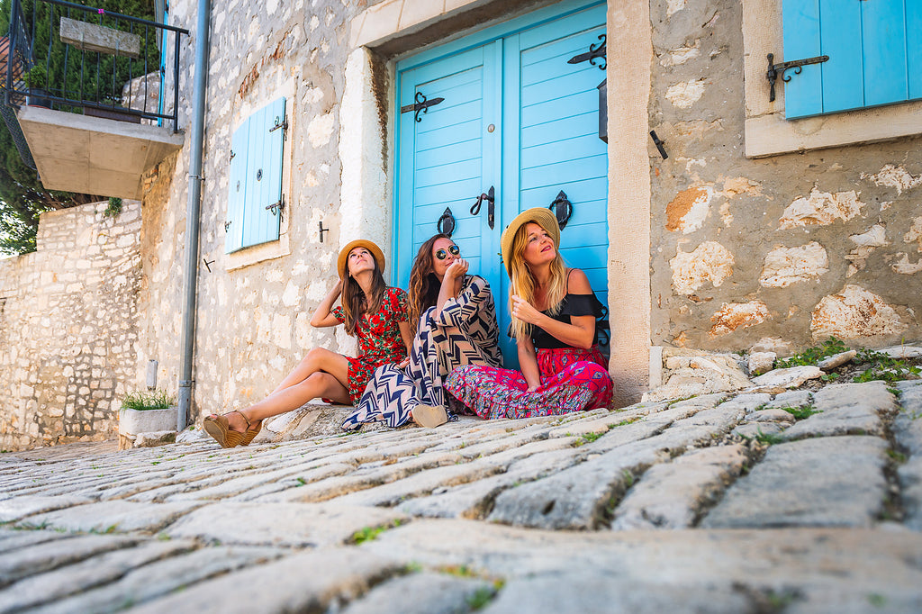Croatia girl trip