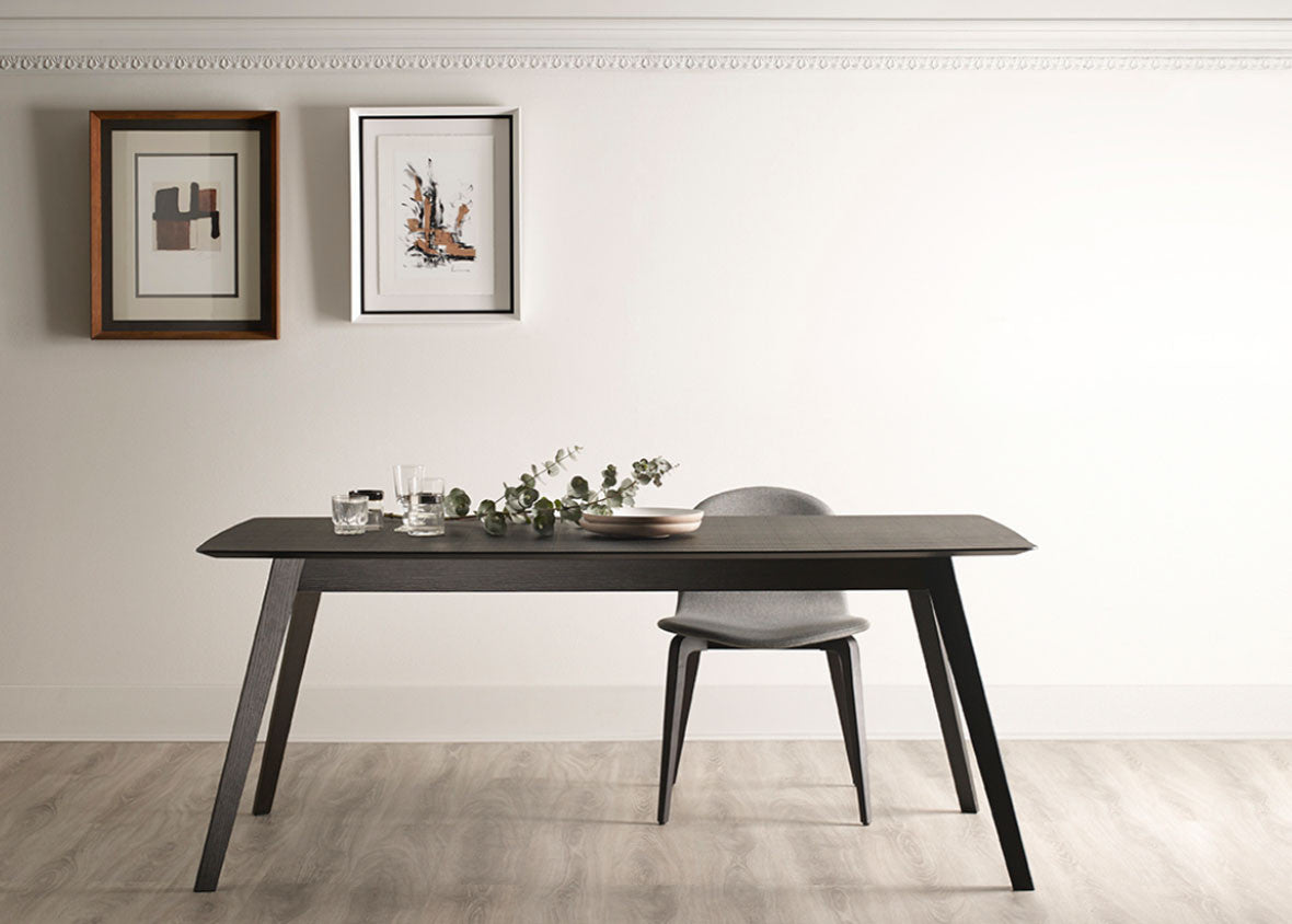 Tre Aise Table Extending Hunter Valley Design # Meuble Tv Treku