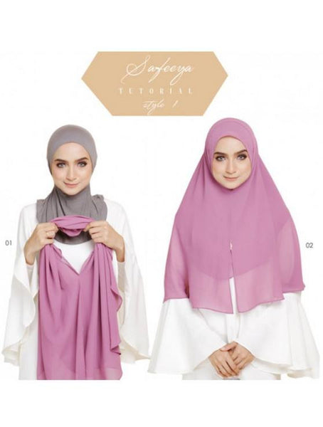Safeeya Instant Shawl